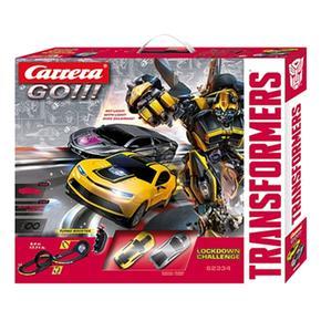 Transformers – Circuito Transformers Carrera Go