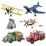 Aviones – Pack 6 Aviones Equipo De Rescate