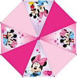 Mickey Y Minnie Paraguas Automático