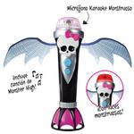 Monster High Micrófono Karaoke Monstruoso