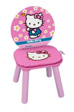 Hello Kitty Silla Con Cojín