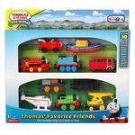 Fisher Price – Thomas Y Sus Amigos – Pack 10 Locomotoras