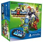 Ps Vita – Consola + Invizimals: The Resistance + Mc 8 Gb