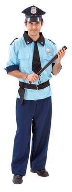 Disfraz Adulto Hombre Policía