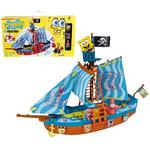 Barco Pirata Bob Esponja