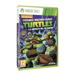 Xbox 360 – Tortugas Ninja – La Amenaza Del Mutágeno