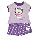 Hello Kitty – Conjunto Violeta 6 Meses