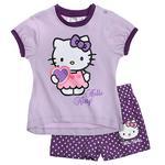 Hello Kitty – Conjunto Violeta 6 Meses-1
