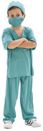 Disfraz Infantil Médico Talla L