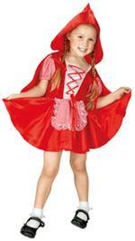 Disfraz Bebé Caperucita Roja