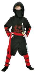 Disfraz Infantil Ninja Talla L