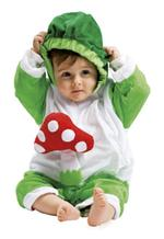 Disfraz Bebé Seta