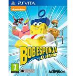Ps Vita – Bob Esponja El Héroe