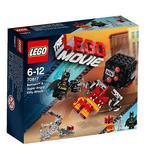 Lego La Película – El Ataque De Batman Y Super Kitty Enfad – 70817
