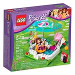 Lego Friends – La Piscina En El Jardín De Olivia – 41090