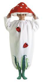 Disfraz Seta Infantil Talla 1 A 3 Años