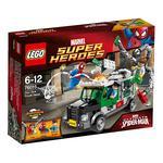 Lego Súper Héroes – El Atraco De Doc Ock Al Camión Acora – 76015
