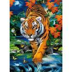Puzzle 1000 Piezas 3d – Tigre