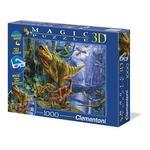 Puzzle 1000 Piezas 3d – Dinosaurios