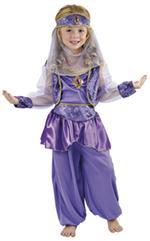 Disfraz Bebé Bailarina Árabe