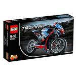 Lego Technic – Moto Callejera – 42036