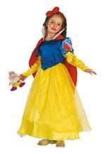 Disfraz Infantil Blancanieves Talla 9 A 10 Años
