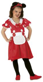 Disfraz Ratita Infantil Talla S