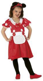 Disfraz Ratita Infantil Talla L