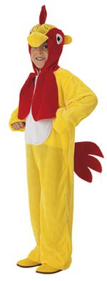 Disfraz Gallo Infantil Talla 3 A 4 Años