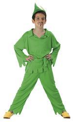 Diafraz Infantil Peter Pan Talla L