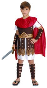 Disfraz Infantil Romano Talla S