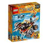 Lego Legends Of Chima – El Tanque De Las Sombras De Tormak – 70222