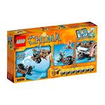 Lego Legends Of Chima – La Moto Sable De Strainor – 70220