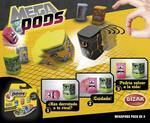 Megapods Pack De 3