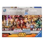 Star Wars – Puzzle 1000 Piezas – Las Leyendas De Star Wars