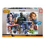 Star Wars – Puzzle 3000 Piezas – Star Wars Panorama