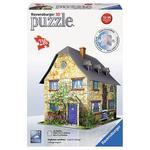 - Puzzle 3d – Building English Cottage Ravensburger