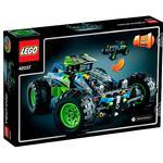 Lego Technic – Todoterreno De Competición 42037