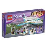 Lego Friends – El Jet Privado De Heartlake – 41100