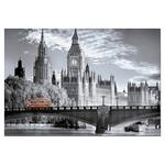 Educa Borrás – Puzzle Autobús Londinense 1000 Piezas-1