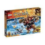 Lego Legends Of Chima – El Oso Demoledor De Bladvic – 70225