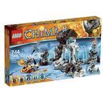 Lego Legends Of Chima – La Fortaleza Helada Del Mamut -70226
