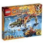 Lego Legends Of Chima – El Rescate Del Rey Crominus – 70227
