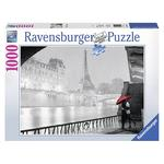 Ravensburguer – Puzzle 1000 Piezas – París, Torre Eiffel Y Sena