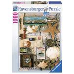 Ravensburguer – Puzzle 1000 Piezas – Recuerdos Marítimos