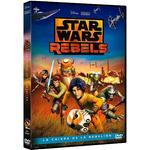Dvd – Star Wars Rebels: La Chispa De La Rebelión
