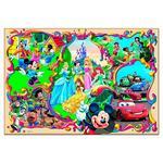 Educa Borrás – Puzzle 1000 Piezas – Mundos Disney-1