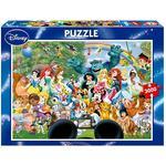 Educa Borrás – Puzzle 3000 Piezas – El Maravilloso Mundo De Disney Ii