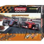 Carrera Go!!! – Champions (mclaren Alonso + Ferrari Vettel)