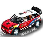 Carrera – Coche Evolution 132 Minicountryman Wrc